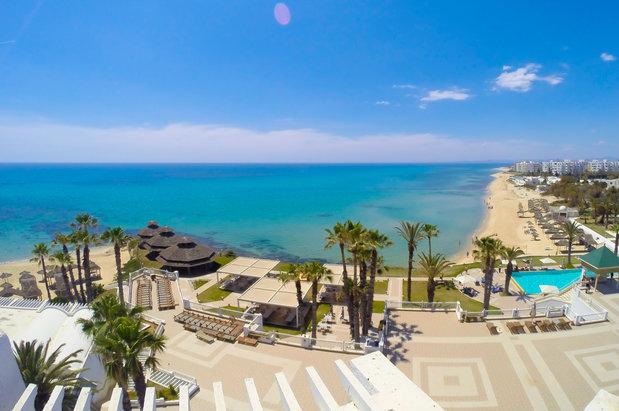 reservation hotel tunisie